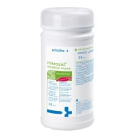 Mikrozid sensitive Jumbo desinfectiedoekjes 20x20cm 200 stuks