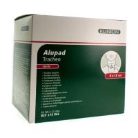 Klinion Alupad Tracheo aluminiumverband 8x10cm 50x1 stuks