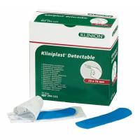Kliniplast detecteerbare blauwe wondpleister