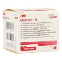 Medipore H hechtpleister NW geperforeerd 9,1m x 5cm