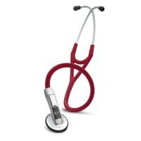 Littmann 3200 elektronische stethoscoop Bordeaux