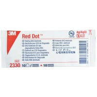 3M Red Dot tab ECG electroden