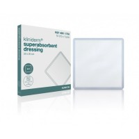 Kliniderm Superabsorberend verband steriel 20x20cm