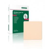 Kliniderm Foam Silicone Lite schuimverband 10x10cm