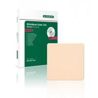 Kliniderm Foam Silicone Lite schuimverband 15x15cm