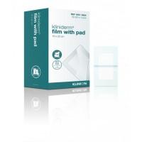 Klinion Kliniderm Film met Pad wondpleister steriel 10x20cm