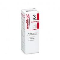 Meditrol 3 urine teststrips 50 stuks