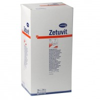 Zetuvit absorberend kompres steriel 10x20cm