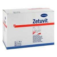 Zetuvit absorberend kompres niet steriel 10x10cm