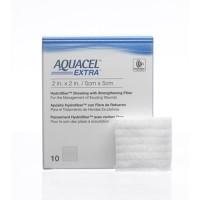 Aquacel Extra Hydrofiber wondverband steriel 5x5cm