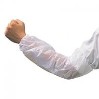 Klinion wegwerp mouwovertrek wit 100 stuks