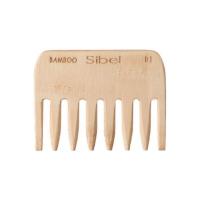 Sibel antistatische bamboe kam B1 9cm