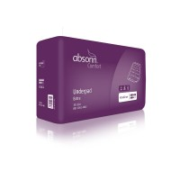 Absorin Comfort Extra onderlegger 60x60cm