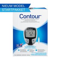 Bayer Contour glucosemeter startpakket