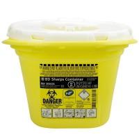 Naaldencontainer BD 5 liter