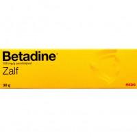 Betadine wondzalf antibacterieel 30 gram