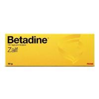 Betadine wondzalf antibacterieel 50 gram
