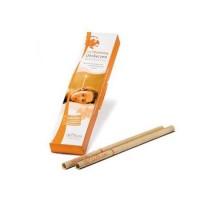Biosun oorkaarsen Wellharmony Orange 2 stuks