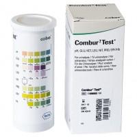 Combur 7 urine teststrips