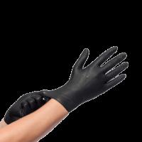 Comforties Soft Nitril Easyglide handschoenen Zwart