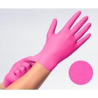 Comforties Soft Nitril Easyglide handschoenen Magenta