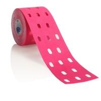 CureTape Punch Roze 5cm x 5m 1rol