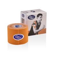 CureTape Sports Oranje 5cm x 5m 1rol
