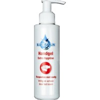 Desinfecterende handgel 75% alcohol met pomp 400ml