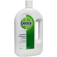 Dettol Chloorxylenol 48mg/g 1 liter