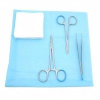Hechtset steriele disposable instrumenten set Small
