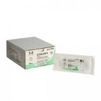 Ethilon hechtdraad 5-0 (FS-2) EH7790H 36 stuks