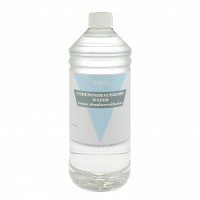 Gedemineraliseerd water 1 liter