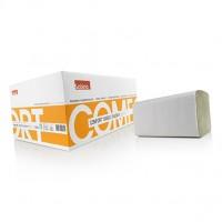 Satino Comfort handdoekjes 2-laags Groen ZZ-vouw 3200 stuks