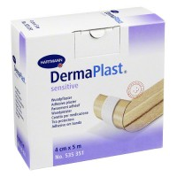 Dermaplast Sensitive wondpleister 5m x 4cm