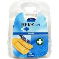 Heka First Aid Eerste hulp set
