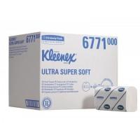 Kleenex 6771 Ultra Super Soft handdoekjes wit 2880 stuks