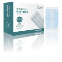 Klinion Exsupad zwaar absorberend wondverband steriel 10x20cm