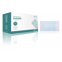 Klinion Exsupad zwaar absorberend wondverband steriel 9x12cm