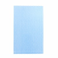 Washandjes Klinion non-woven blauw 50 stuks