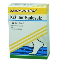 Laufwunder kruidenzout voetbad 250 gram