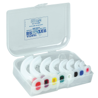 Airway Breezer Guedel tube set 8-delig
