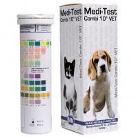Medi-Test Combi 10 VET (veterinair) urine teststrips