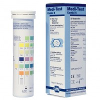 Medi-Test Combi 5 urine teststrips