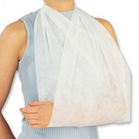 Klinion Klinigrip armsling mitella katoen (textiel)