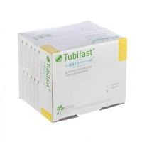 Tubifast buisverband 10m x 10,75cm geel