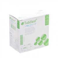 Tubifast buisverband 10m x 5cm groen