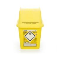Naaldencontainer Sharpsafe 4 liter