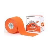 Nasara kinesiologie tape Oranje 5 meter x 5cm