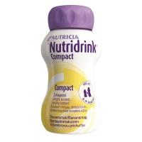 Nutridrink Compact drinkvoeding Banaan 4x125ml