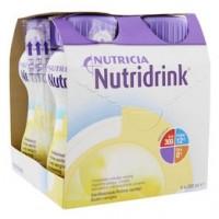 Nutridrink drinkvoeding Vanille 4x200ml